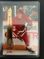 1994-95 Pinnacle Rink Collection #180 Darren McCarty Detroit Red Wings Card NM