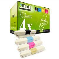 4x MWT Eco Cartuccia Per OKI ES-5462-DNw ES-3452-DN ES-5462-MFP