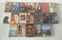Cassette Tape Bundle Job lot 80s 90s Pop indie alternative X 19 collection #4