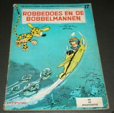 Robbedoes en Kwabbernoot 17 - Robbedoes en de Bobbelmannen (1ste - 1964)