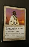 1x Peacekeeper, HP, Weatherlight, Reserved List EDH Commander Pillow Fort Attack
