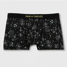 Pair of Thieves Men's Underwear Super Fit Trunk Tempting Fit Large 34-36 Mens