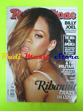 ROLLING STONE USA MAGAZINE 1176/2013 Rihanna Billy Joel John Mayer MGMT No cd