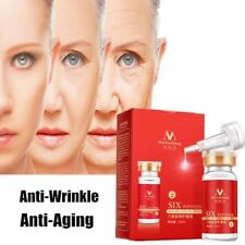 Anti Wrinkle Six Peptides Repair Serum Essence Concentrate Aging Face Skin Care