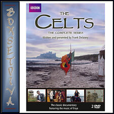 THE CELTS - THE COMPLETE SERIES **BRAND NEW DVD ***