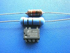 LNK305GN + Widerstand 100 Ohm 3W + HF Drossel 1000µH Whirlpool, AEG, Bauknecht