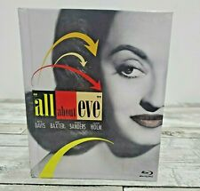 All About Eve (Blu-ray Disc, 2011, 60th Anniversary, DigiBook)