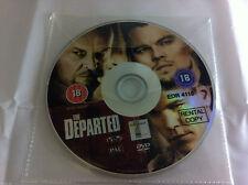 The Departed DVD R2 - Jack Nicholson Matt Damon Martin Sheen - DISC ONLY