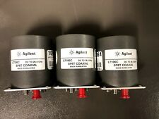 Agilent Hp L7106C Multiport Coaxial Switch, DC to 26.5 GHz, SP6T Tested Working