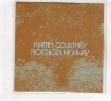 (HF245) Martin Courtney, Northern Highway - 2015 DJ CD