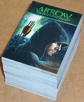 Arrow Season 1 (Cryptozoic, 2015) ~ COMPLETE 95-CARD BASE SET