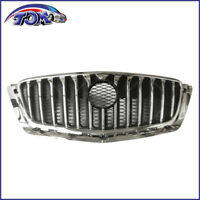 Grille With chrome molding Chrome Shell w/ Black Insert For 13-2016 Buick Encore