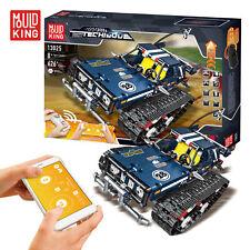 Fernbedienung Schwer Verfolgen Geländewagen Modell Baukästen Spielzeug MK-13025