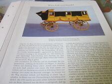 Lübeck Archiv 5 Handel 5058 Diligence zwischen Lübeck und Hamburg 1841