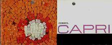 Ford Consul Capri 1340cc 1961-62 UK Market Small Format Sales Brochure Classic