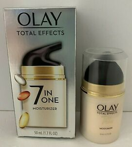 Olay Total Effects 7IN1 Moisturizer 1.7oz - Free Shipping