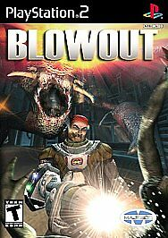 BlowOut (Sony PlayStation 2, 2003) Ps2 TESTED