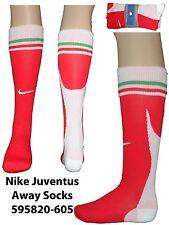 Juventus Away SOCKS RED UK 2.5-7 Euro 35.5-41 Adults (595820-605) REDUCED