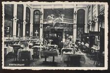 Postcard Amsterdam Holland American Lunchroom #1 1930s?