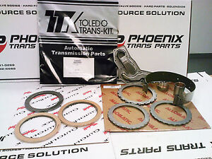 C-6 C6 TRANSMISSION REBUILD KIT 1975-1996 2 WD WITH RAYBESTOS CLUTCH PACK FORD