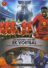 Historie van EK Voetbal / UEFA Football Championships 1992-2004 (DVD)