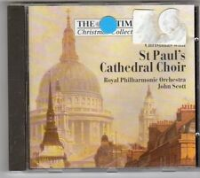 (ES905) Christmas With St. Paul's Cathedral Choir - 1992 CD