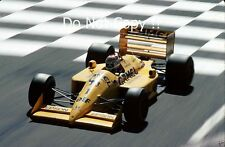 Nelson PIQUET CAMEL TEAM LOTUS 100T FRENCH GRAND PRIX 1988 Fotografia