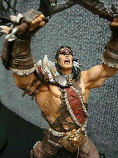 WOW WARCRAFT 5 ALLIANCE HERO LO GOSH DC UNLIMITED ACTION FIGURE STATUE COMIC TOY