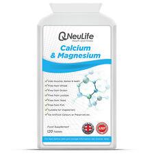 Calcio de 400 mg y magnesio mg - 120 Tabletas