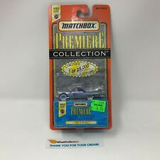 #7  '57 T-Bird * Silver * Matchbox Premiere Collection * S17