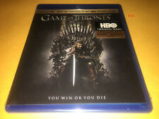 "GAME OF THRONES bonus PROMO episode 1 ""Winter Is Coming"" BLU-RAY hbo sean bean"