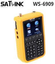 Genuine SatLink WS6909 DVB-S&DVB-T COMBO FTA Sat Finder