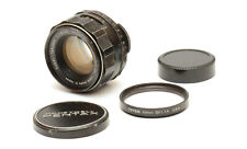 Asahi Super-Takumar 55mm F1.8 Lens For M42 Screwmount! Good Condition!