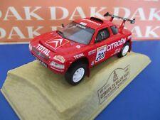 Die cast 1/43 Modellino Auto Citroen ZX Rally Raid Granada Dakar 1996 P.Lartigue