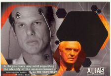 Alias Season 1 Double Agent Chase Card D5