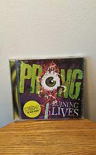 Prong - Ruining Lives (CD, 2014, Steamhammer)
