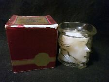 Vintage Avon Revolutionary Soldier Fresh Aroma Smoker's Candle Nos Nib