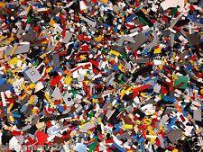 ^2 Pound Legos mix plates tiles bricks part pieces no minifigs bulk lots mix toy