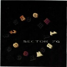 SECTOR 7G - semisweet (CD 1998) Michigan