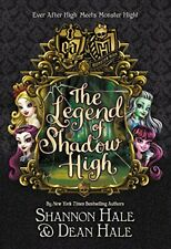 NEW - Monster High/Ever After High: The Legend of Shadow High