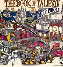 "DEEP PURPLE ""THE BOOK OF TALIESYN"" ORIG GER 1969 (NO EMI)"