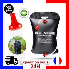 douches de camping à pomme de douche à V1M5 Kit de douche extérieure portable