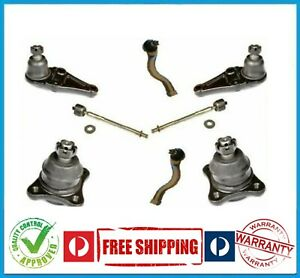 MITSUBISHI PAJERO NM-NW 00-17 BALL JOINT, TIE ROD END, RACK END KIT