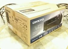 BRAND NEW w 2 YEAR WARR Onkyo TX-NR757 7.2 Receiver WiFi Bluetooth AirPlay Atmos