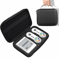 SNES Classic Mini Edition Case Travel Storage Bag Hard Shell for   Carry