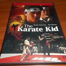 The Karate Kid (DVD, 2005, Special Edition) Noriyuki Morita, Ralph Macchio Used