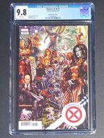 Powers of X #1 Mark Brooks Variant CGC 9.8