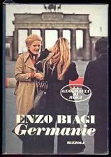 BIAGI Enzo (Pianaccio di Lizzano in Belvedere 1920 - Milano 2007), Germanie