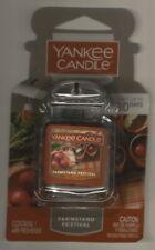 "Last One! 2-Yankee Candle ""Farmstand Festival"" Car Jar Ultimate Air Fresheners!"