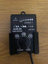 Jebao SLW-20 SLW20 SINE Wave Pump Controller Bracket Mount x3